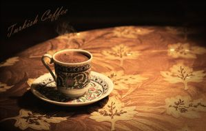 Turkish Coffee by sinademiral