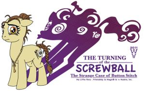 The Turning of the Screwball by WarrenHutch