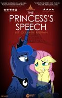 The Princess's Speech by wolfjedisamuel