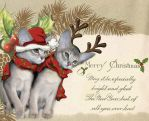 Christmas Card by Firefree