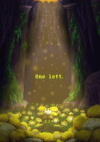 Undertale Fanzine: One Left by CarillonNightmares