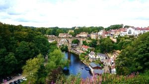 Knaresborough by Froglet-Thing