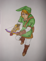 Link by Gilouw