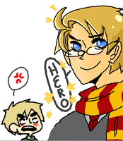 iscribble US+UK HP crossover by AbsolutelyGlorious