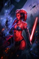 Darth Talon by dleoblack
