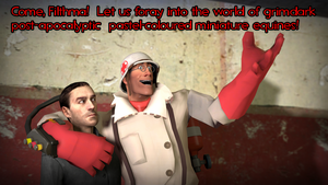 gmod - Filthma's unimaginative birthday picture by Stormbadger