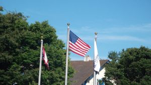 The Three Flags @ Kings Island by CeroCraft