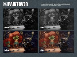 001 paintover by muzski