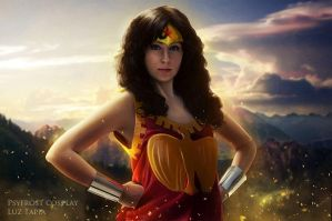Diana de Themyscira by AngelLiriel