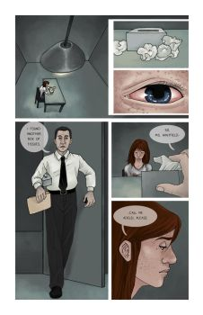 Loose Ends Ch1 Pg 1 by c-niska