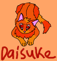 Daisuke {Cat version} by Ask-Weaselfur