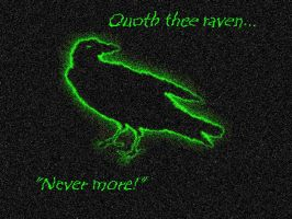 Quoth thee raven v1 by dendarr