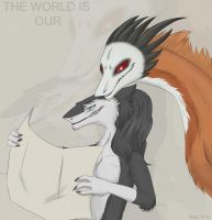 the world is our by Sidgi