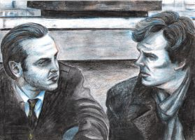 Sheriarty by isshi69nikkei