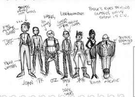Moon is Mine Line-Up by DivaLea