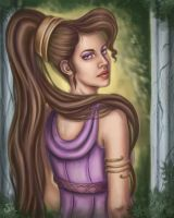 Megara by MMWoodcock