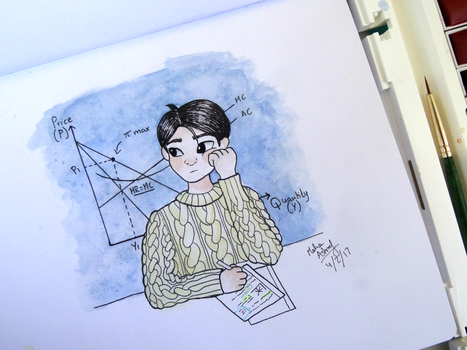 Cable Knit~ Sketchbook Page 2 2017 by xxPandaGirl16xx