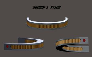Geordi's Visor by mdbruffy