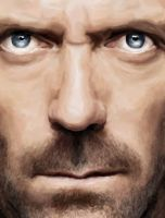 Hugh Laurie 1 by paranoidcity