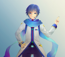 VOCALOID 3 KAITO by Paint-kyn