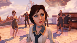 BioShock Infinite - huh, Paris? by Nylah22