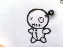 voodoo doll by otrek