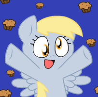 Derpy NYA by Pupster0071