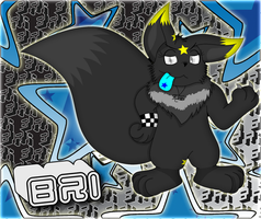 Bri The Eevee V2 by Marquis2007
