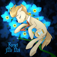 Forget Me Not by JitterbugJive