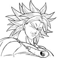broly by moncho-m89