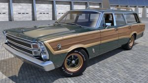 1966 Ford Country Squire by SamCurry