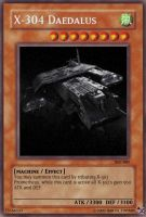 X-304 daedalus by darth-tinman