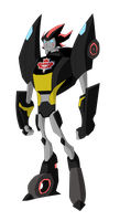 Transformers Street Shadow by Destron23