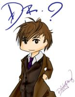 Dr. Who Chibi by Ahsayuni-Love