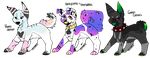 Canine Adopts CLOSED by SecretAdopts