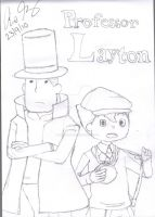 Layton and Luke and the Future by PoynterJones
