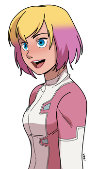 GWENPOOL! by greenwillow13