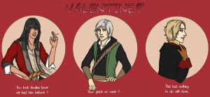 Valentine...or not by Armide