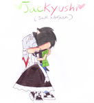 Jackyushi by sonic4ever760