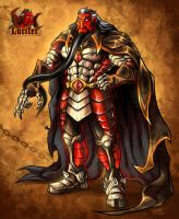 Lucifer armour 2 by Garvals