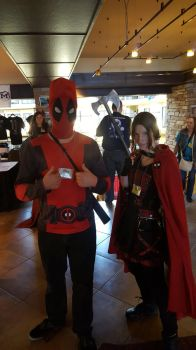 yeay deadpool corps :) by LoliApolys