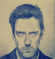 M.D. Gregory House by HappyGirl06