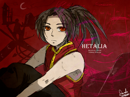 Hetalia Xepher by Warao