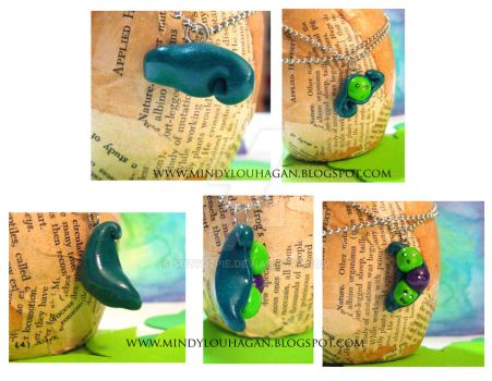 Peas in a pod 3 - more green by SuzyQ2pie