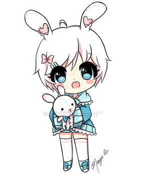 Yu-Chibi [AT] by MadelineCG