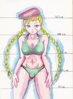 Cammy white by emanon9988