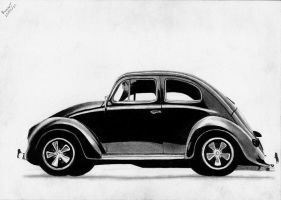 Fusca by DeadKnos