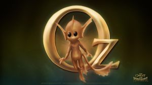OZ   The Great and Powerful / River Fairy by IgorPosternak