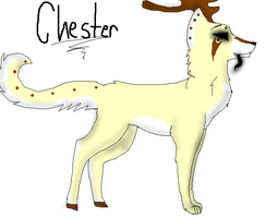 CHESTER by PI0SON