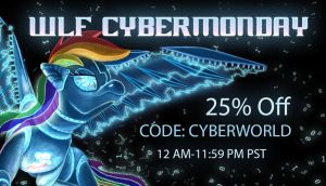 CyberMonday Sale by Tsitra360